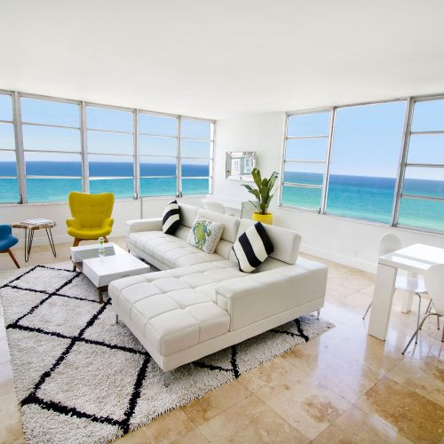 Oceanfront Apartment at Seacoast Suites