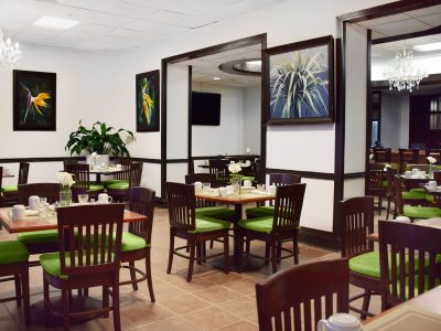 Tropical Lounge Restaurant