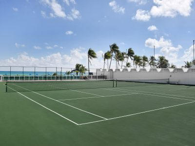 Tennis Courts at Seacoast Suites
