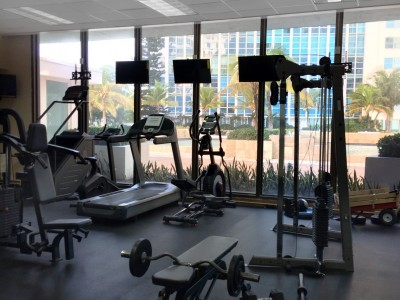 Seacoast Suites Fitness Center