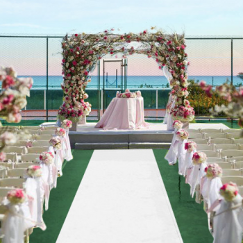 Wedding at seacoast suites