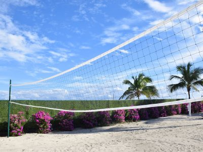 Volleyball Court at Seacoast Suites Miami