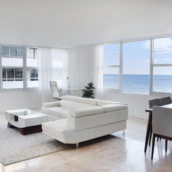 Seacoast Suites ocean view apartment